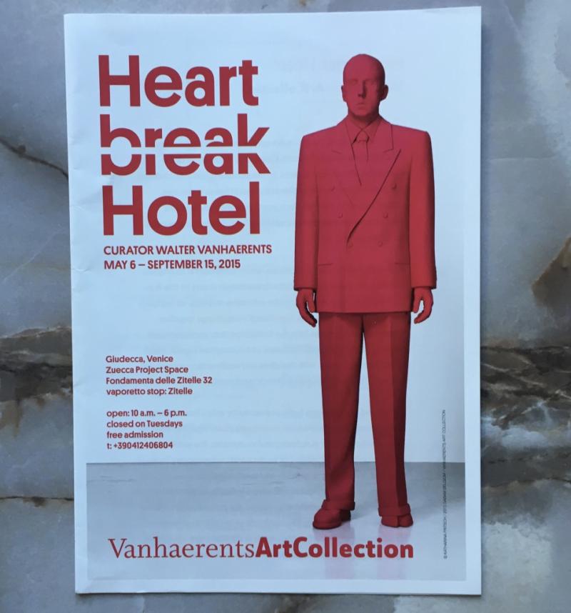 32v. Händler (Dealer)  2001 @ Katharina FritschI. Heartbreeak Hotel Curator Walter Vanhaerents may6-septembre 15  2015. Biennale de Venise. IMG_4104_1024