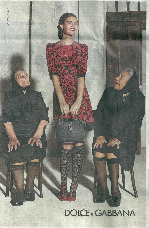 27b. Pub Dolce & Gabbana  Le Figaro  4 mars 2015
