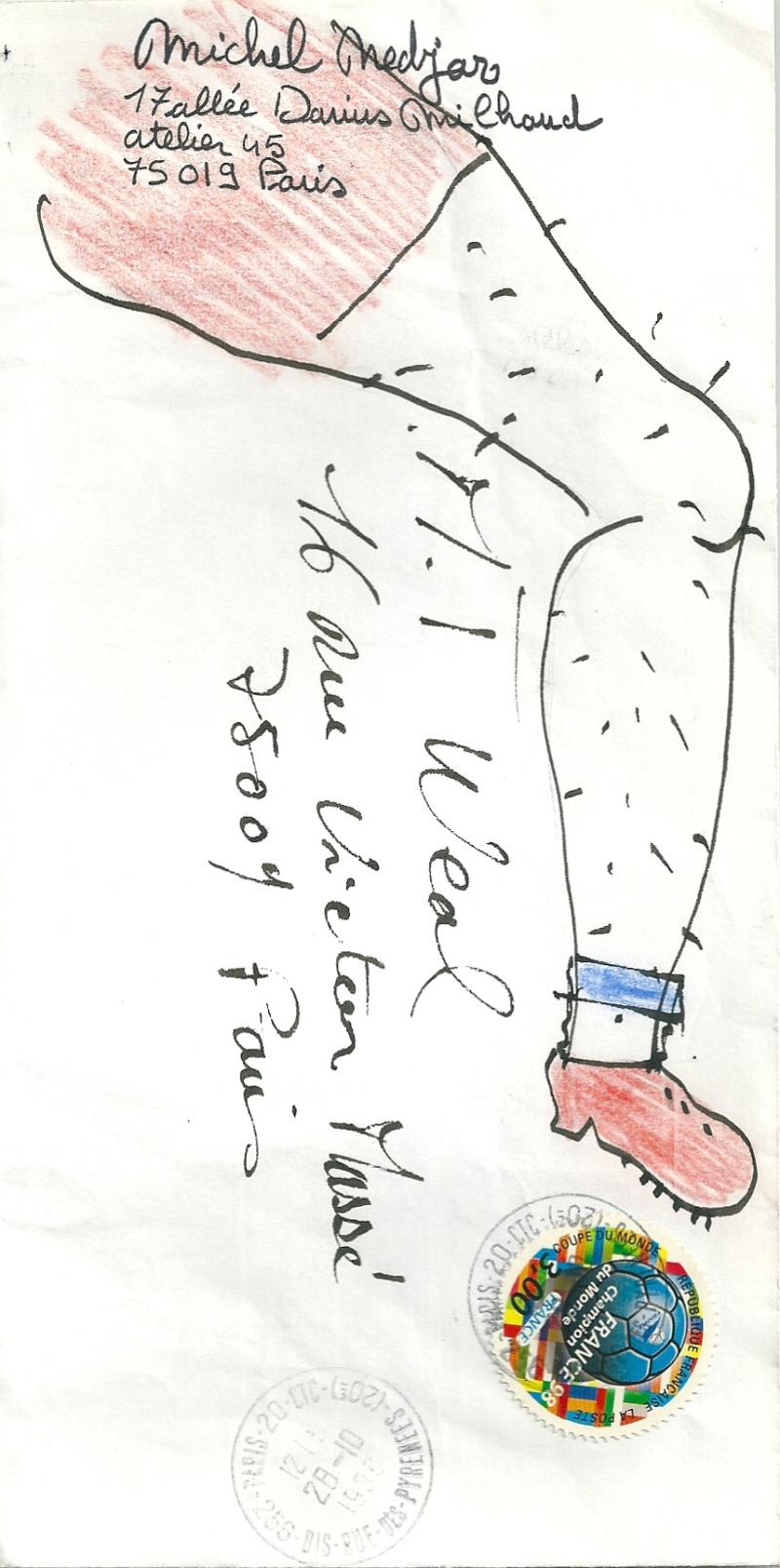 19b. Michel Nedjar. 1998