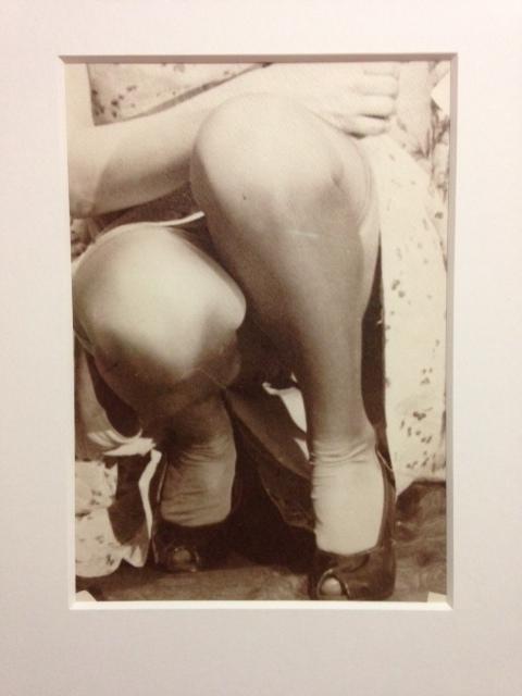 1940. 27bb. Eugene von Bruenchenhein  Marinette  1940  vu à la maison rouge