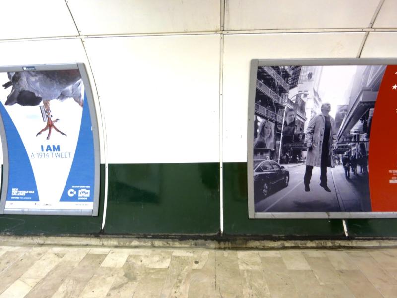 32n.  Finsbury Park Station. Métro de Londres. @mtw. jpg